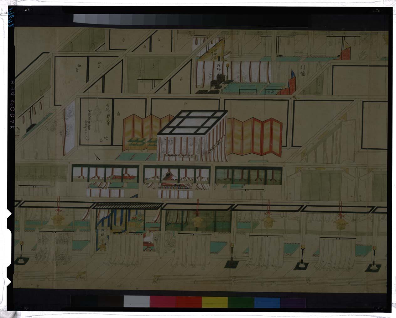 C0017672 類聚雑要抄_巻2宝禮指図 - 東京国立博物館 画像検索