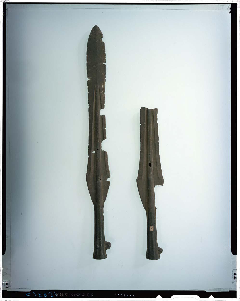 C0018831 銅矛 - 東京国立博物館 画像検索