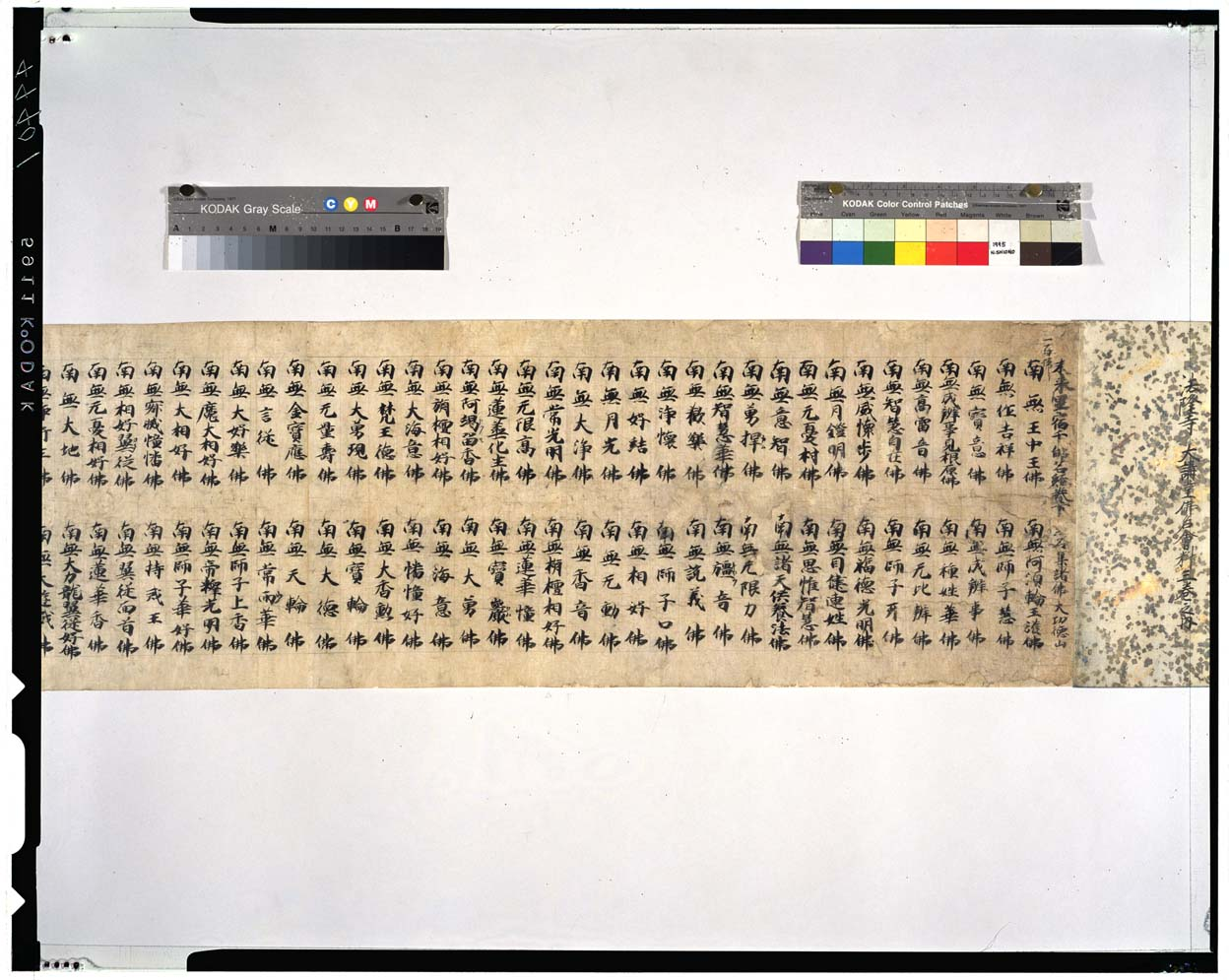 C0044401 仏名経 - 東京国立博物館 画像検索