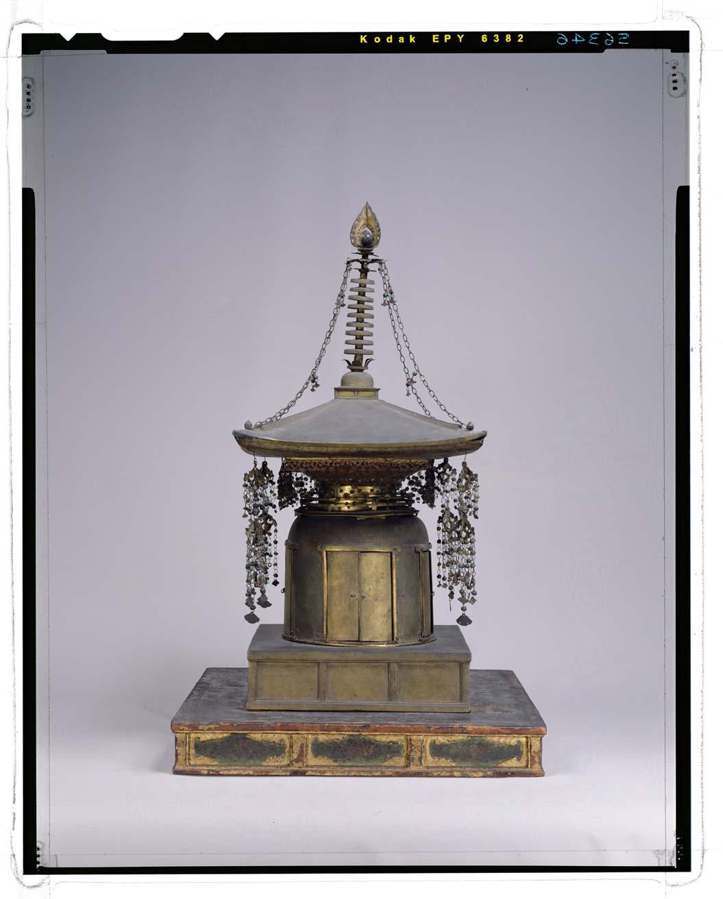 C0056346 舎利塔 - 東京国立博物...