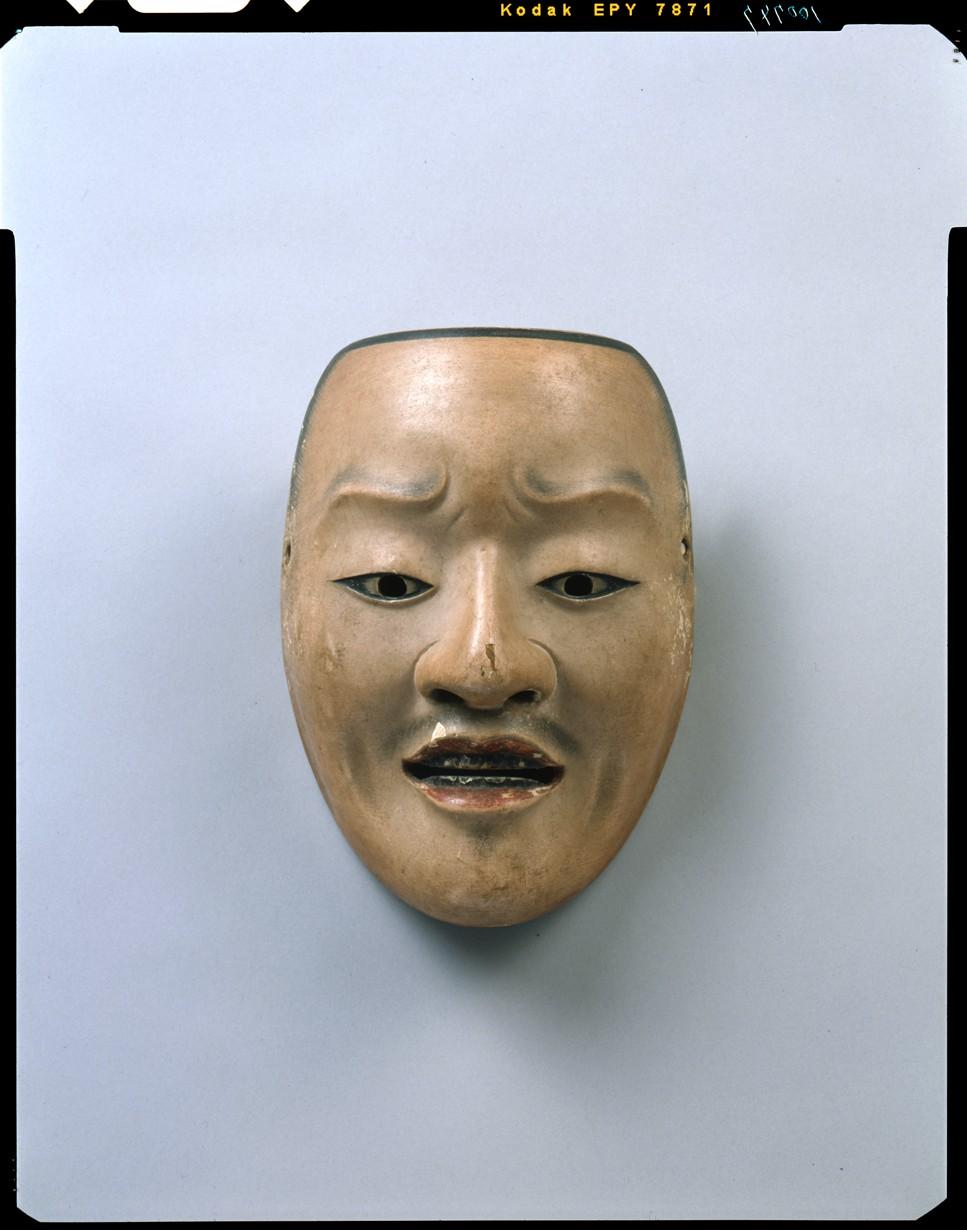 C0100747 能面_邯鄲男 - 東京国立博物館 画像検索