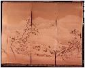 tnm-C0000188雨雪山水図屏風 ・『』